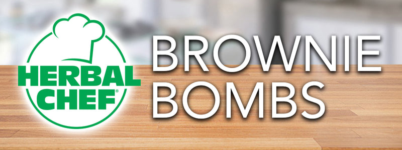 Brownie Bombs
