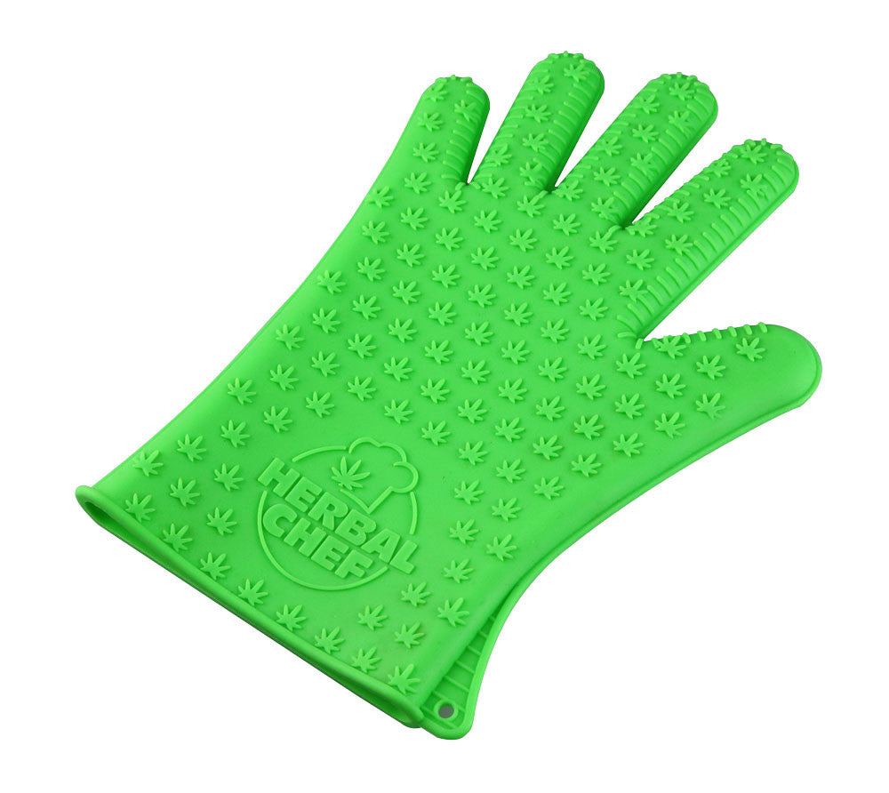 Herbal Chef™ Silicone Hot Glove