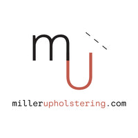 millerupholstering m u with straight sewing stitch