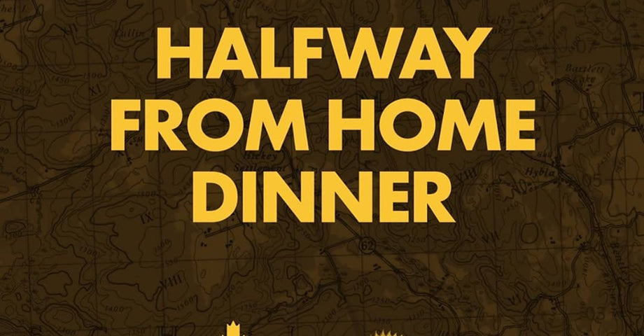 DCBC x Sunfish: Halfway From Home Dinner