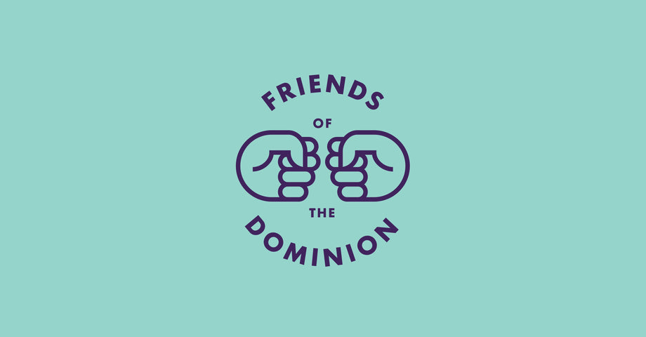 Friends of the Dominion road trip!