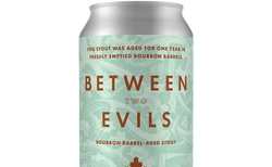 Between Two Evils BBA Stout