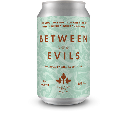 Between Two Evils BBA Stout 2019