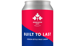 Built To Last Czech-style Pale Lager