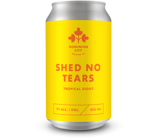 Shed No Tears Tropical Stout