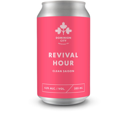Revival Hour Clean Saison