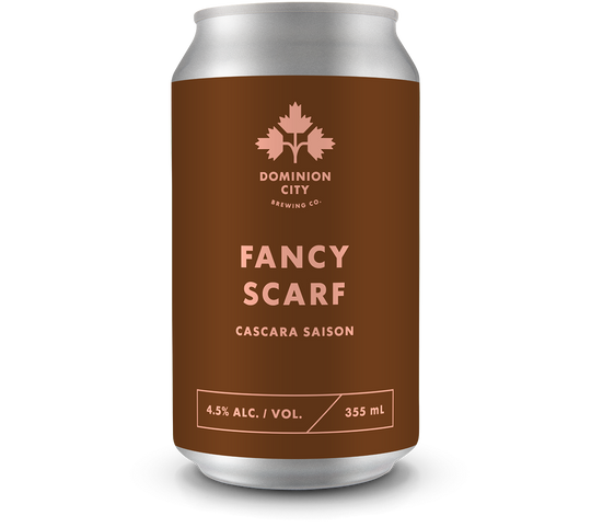 Fancy Scarf Cascara Saison