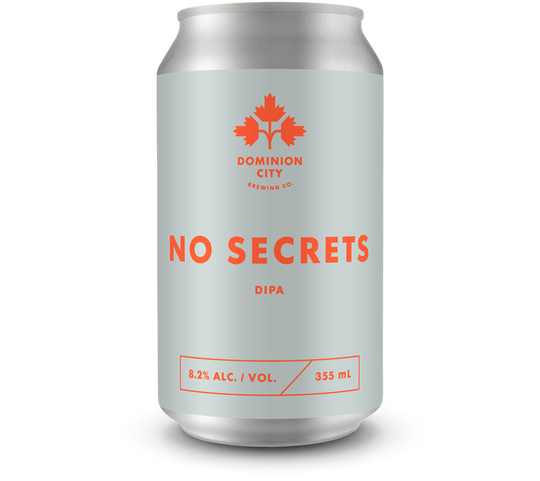 No Secrets DIPA