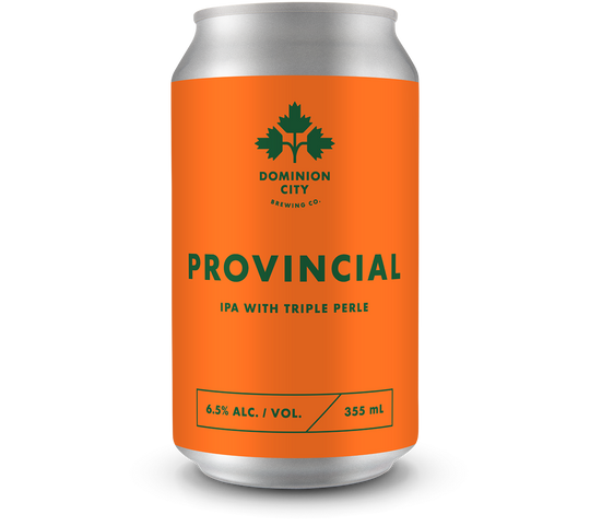 Provincial IPA with Triple Perle