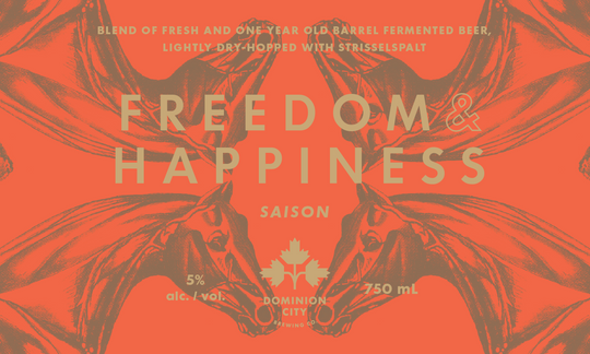 Freedom and Happiness Saison