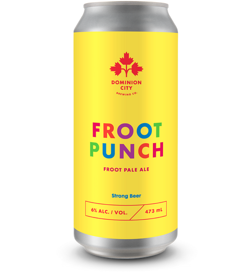 Froot Punch Froot Pale Ale