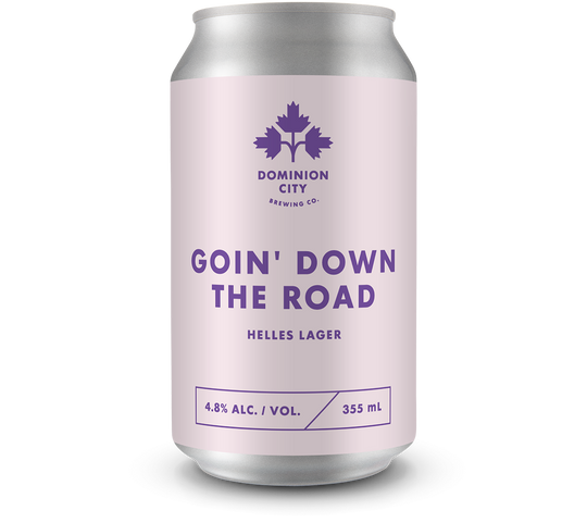 Goin' Down The Road Helles Lager