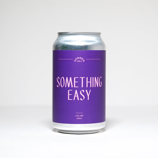 Sonnen Hill x DCBC - Something Easy 355ml