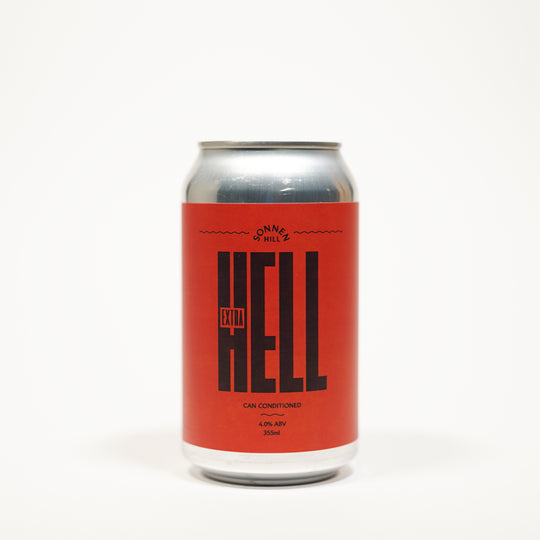 Sonnen Hill - Extra Hell 4x355ml