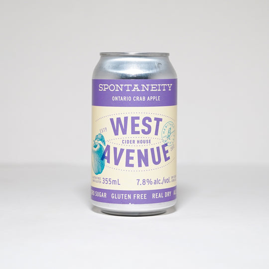 West Avenue Cider - Spontaneity 355ml