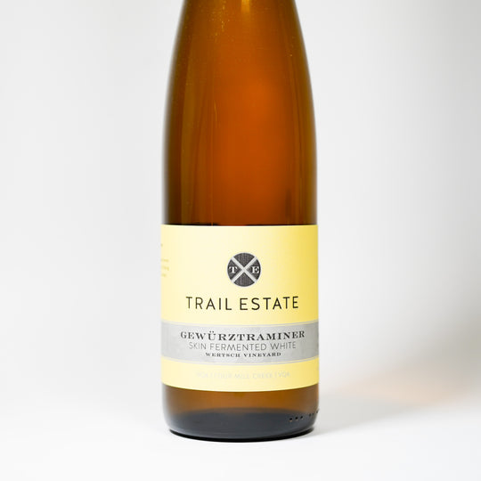 Trail Estate - 2017 Skin-Ferment Gewürztraminer