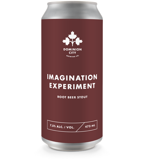 Imagination Experiment Root Beer Stout