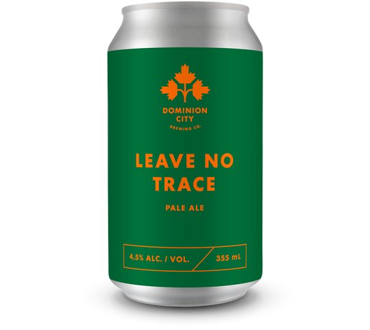 Leave No Trace Pale Ale