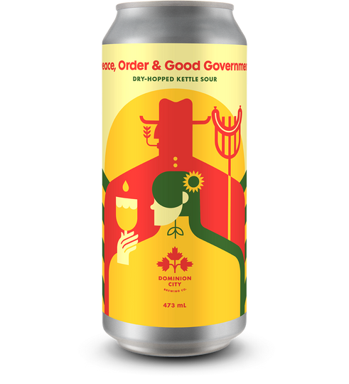 Peace, Order & Good Government Dry-Hopped Kettle Sour