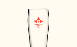Dominion City Pint Glass