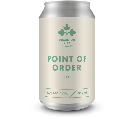 Point of Order IPA