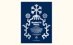 Rooted In Place Limited Edition Poster