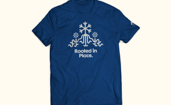 Rooted In Place T-shirt