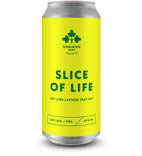 Slice of Life Key Lime Lactose Pale Ale
