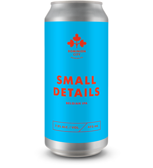 Small Details Belgian IPA
