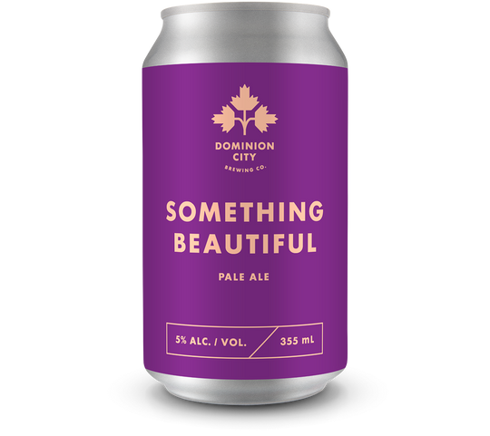 Something Beautiful Pale Ale