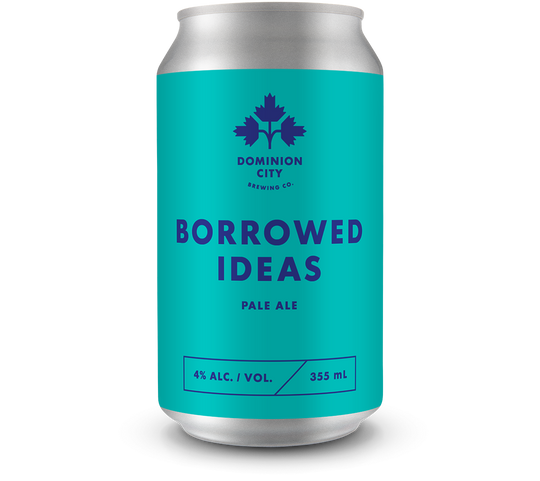 Borrowed Ideas Pale Ale