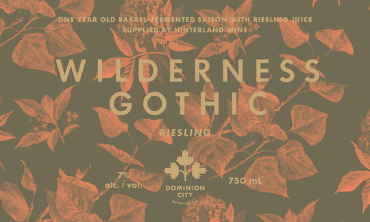 Wilderness Gothic Riesling