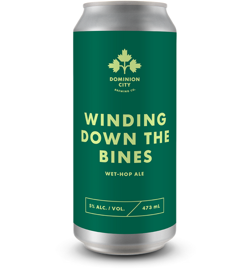 Winding Down The Bines Wet-Hop Pale Ale