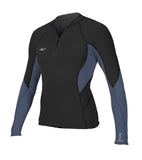 WOMENS BAHIA 1/1.5MM FRONT ZIP JACKET
