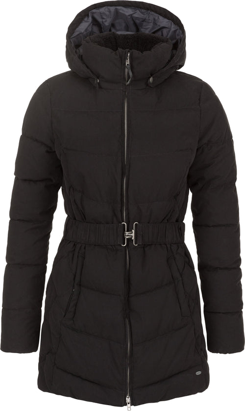 LONG CONTROL PADDED JACKET