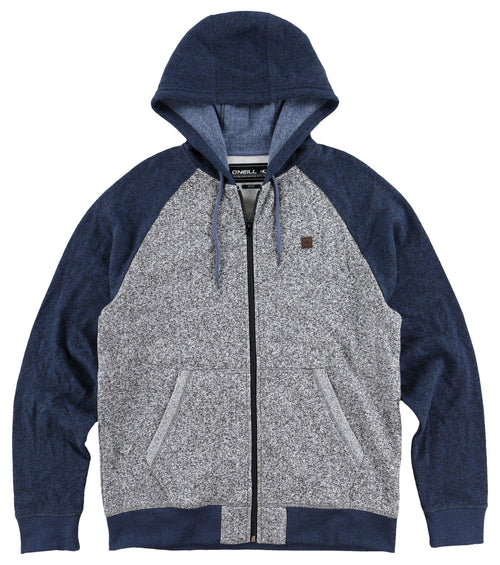 THE STANDARD ZIP UP