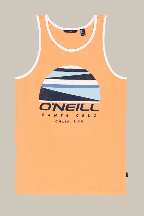 SUNSET LOGO TANKTOP