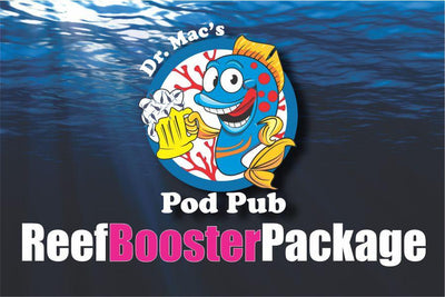 Dr. Mac's Pod Pub Reef Booster Package
