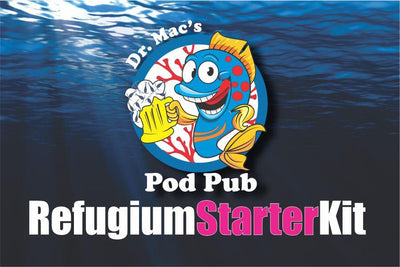 Dr. Mac's Pod Pub Refugium Starter Kit
