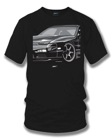 Nissan 240sx t shirt - Wicked Metal - Wicked Metal