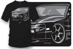 Nissan 240sx t shirt - Wicked Metal- $19.99 - Wicked Metal