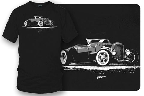 32 Ford Roadster, classic car, muscle car shirt - Wicked Metal - $19.99 - Wicked Metal
