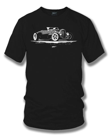 Image of 32 Ford Roadster, classic car, muscle car shirt - Wicked Metal - Wicked Metal