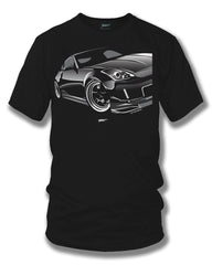 Nissan 350z t shirt - Wicked Metal