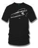 Image of Classic Mustang Shirt - 1965 Mustang tee shirts - $19.99 - Wicked Metal