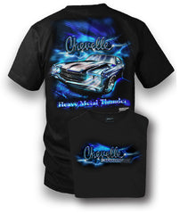 Chevelle Shirt - Muscle Car T-Shirt - 1970 Chevelle - $19.99