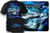 Image of Chevelle Shirt - Muscle Car T-Shirt - 1970 Chevelle - $19.99 - Wicked Metal
