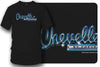 Image of Chevrolet Chevelle logo t-shirt - Black - $19.99 - Wicked Metal