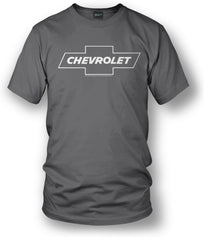Chevy Bowtie SS t shirt logo - Grey shirt- $19.99