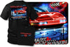 Image of Corvette Shirt - Leave Your Mark - Corvette C4 shirt - $19.99 - Wicked Metal